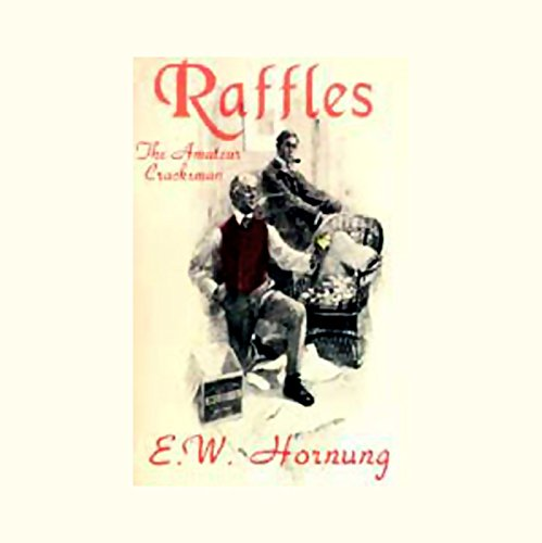 Raffles audiobook cover art