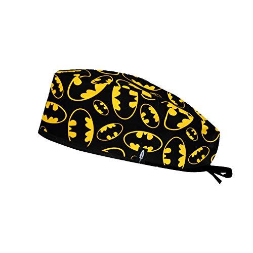 Robin Hat - Op-haube Batman kurzhaar-modell - 100% Baumwolle (autoklav) - Maximaler Komfort - Einstellbar.