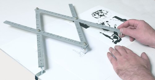 Artist Wooden Pantograph Drawing Tool - Jakar by CE Arts & Crafts