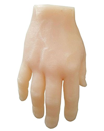 A Pound of Flesh Practice Tattoo Hand Silicone Fake Hand By Nikko Hurtado Lifelike in Size and Shape