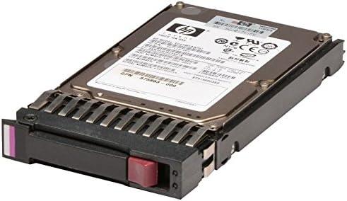 72GB SAS HP 10000RPM Single Port Drive w/Tray 2.5