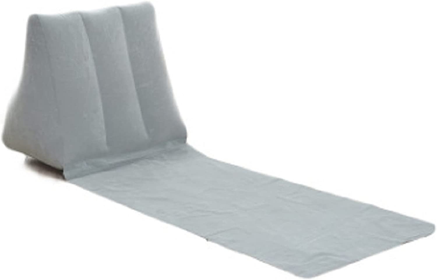 VELIHOME Inflatable Flocking Inventory cleanup selling sale OFFicial Cushion with Picnic Backre Blankets