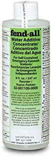 Fend-all 32-001100-0000 8 Ounce Bottle Sperian Water Additive For Porta Stream ll And lll Eye Wash Station (1/EA)