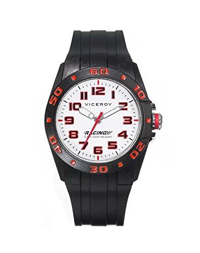 Viceroy Reloj Analogico para Chicos de Cuarzo con Correa en Silicona 432355-04