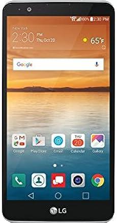 LG Stylo 2 VS835 16gb Gray Verizon (Renewed)