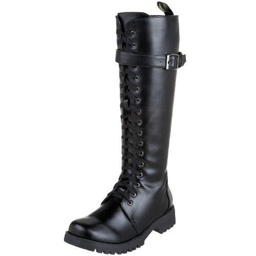 Volatile Women's Boot Camp Combat Boot,Black,9 M