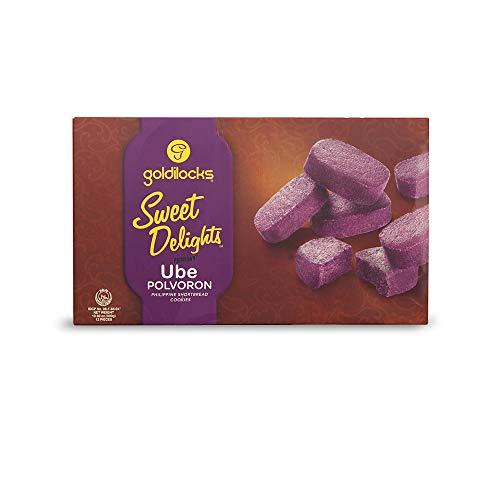 Goldilocks Sweet Delights Ube Polvoron 10.60oz (300g)