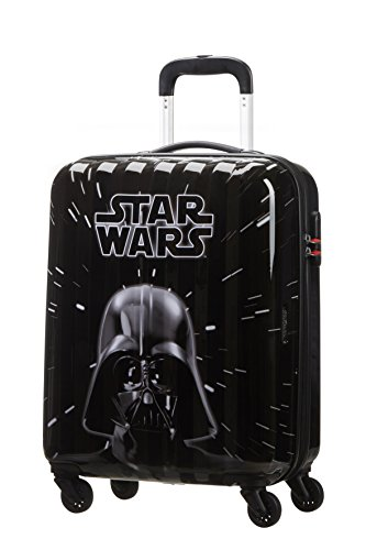 American tourister - Disney Star Wars Legends - Spinner 55/20 Joytwist, 55 cm, 36 L, 2.6 KG Multicolour (Star Wars Neon)