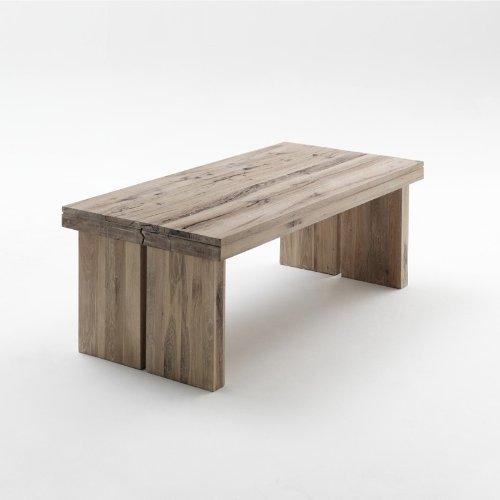 Exkl.180cm Esszimmertisch Eiche massiv gekaelkt Esstisch Esszimmer Tisch