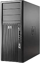 HP Z200 Workstation (Intel Dual Core i5-660 3.33GHz, 4 GB RAM, 250GB HDD, Windows 7 Professional)