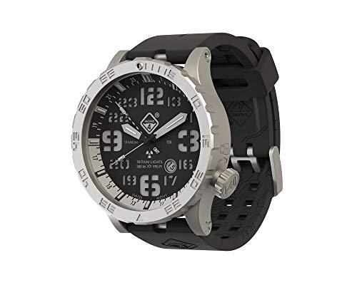 Hazard 4 Heavy Water Diver Titanium Tritium Watch Blacktie W