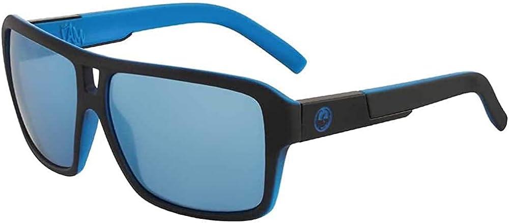 Sunglasses Manufacturer OFFicial shop DRAGON DR THE JAM LL BLUE SKY 039 ION BLACK MATTE Popular brand in the world