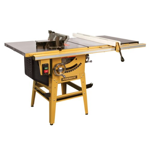 Powermatic 1791229K 64B Table Saw, 1.75Hp 115/230V, 30-inch...