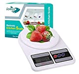 Ionix Digital kitchen weighing scale , weight machine for home kitchen/ Electronic Digital Kitchen...