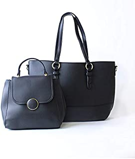 Lenz Bucket Bag For Women, Black, AM19-B134
