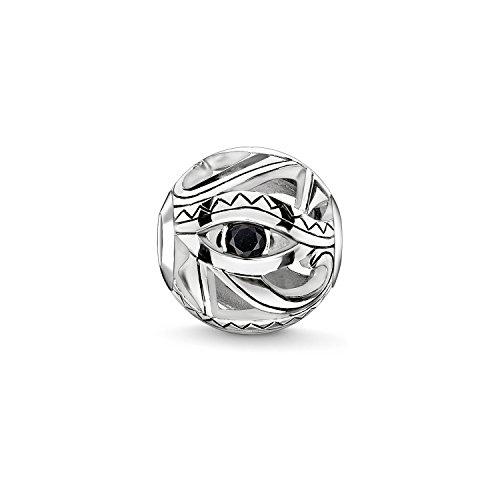 Thomas Sabo - Charm Bead 'Ojo de Horus' Plata de Ley 925