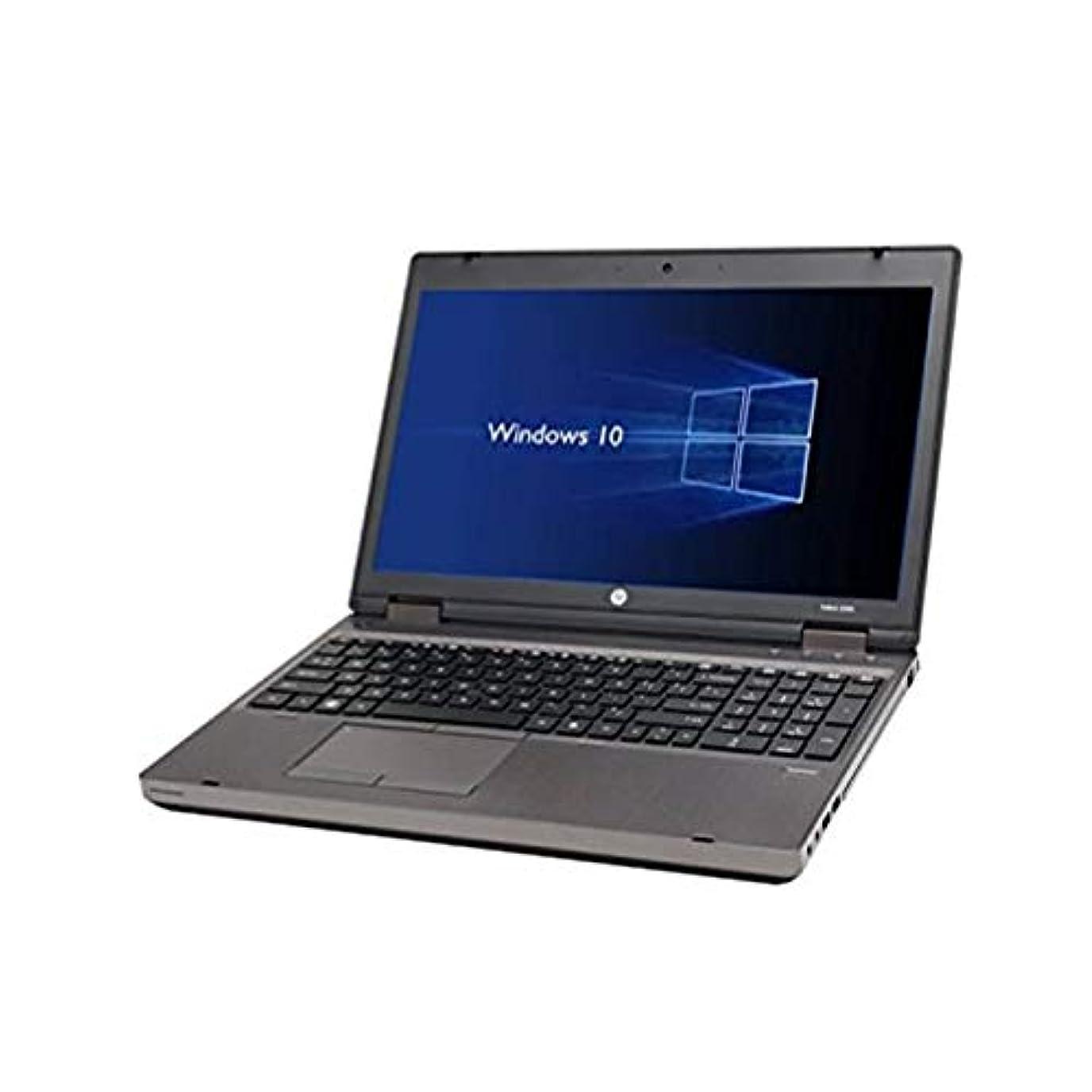説明的食事取り囲む【Microsoft Office 2010搭載】【Win 10Pro搭載】HP ProBook 6560b /Celeron B840 1.90GHz/メモリ4GB/HDD 250GB/15.6インチ/DVDマルチドライブ/無線LAN/テンキー/中古ノートパソコン