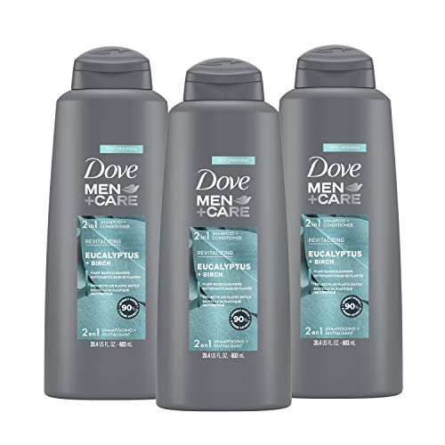 DOVE MEN + CARE 2 in 1 Shampoo Conditioner For Healthy-Looking Hair...