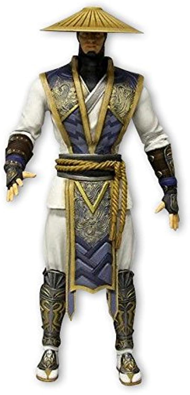 Close Up Mortal Kombat X bewegliche Actionfigur Raiden (ca. 15cm hoch) B01BKK0LJS Bekannt für seine hervorragende Qualität  | Gute Qualität