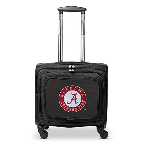NCAA Alabama Crimson Tide Laptop-Overnight mit Rollen