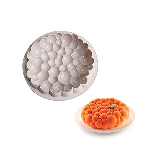Molde de Silicona Redondo Moldes de Formas Específicas Molde 3D