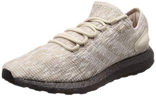 adidas Herren Pureboost Sneaker Beige, Beige - beige - Größe: 42 2/3 EU