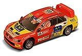 Ninco - Scalextric Slot 50401 Compatible Mitsubishi Lancer WRC - Catalunya