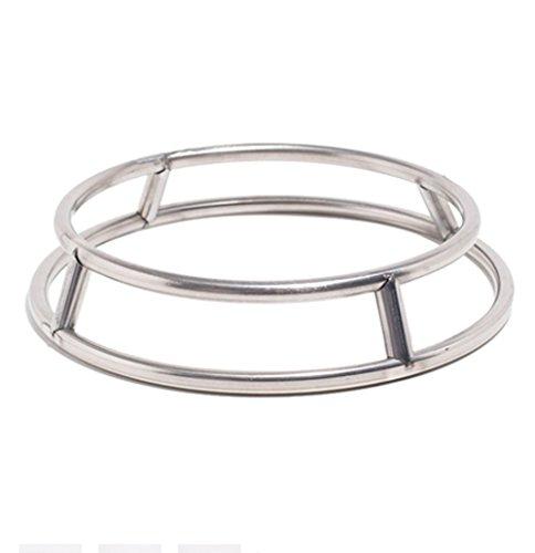 Wok Ring / Stainless Steel Wok Rack Insulated Pot Mats Cookware Ring / Wok accessories