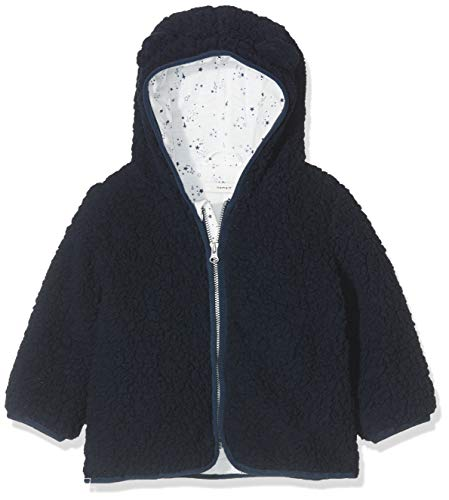 NAME IT Baby-Jungen NBMMAUV Jacket Jacke, Blau (Dress Blues Dress Blues), (Herstellergröße: 68)