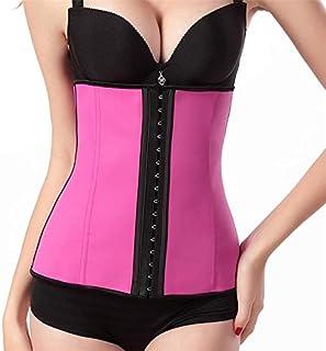 SYMG Women's Short Waist, Reinforced Waist-sealing Waist Clip, Dress Base, Abdomen Body, Postpartum Abdomen Belt, Sexy Fashion shapewear women (Size : XS)