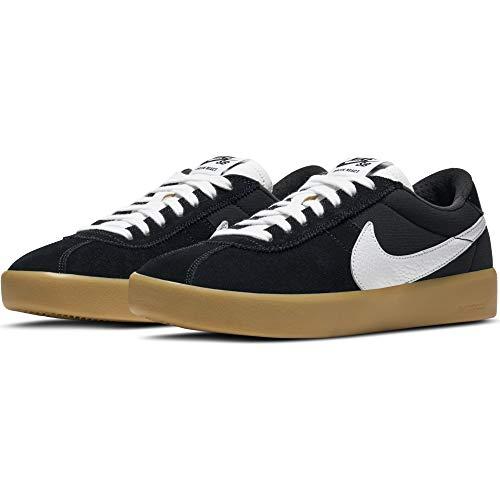 Nike SB Bruin React - Zapatillas deportivas para hombre, color Negro, talla 47.5 EU