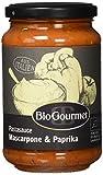 BioGourmet Pastasauce Mascarpone & Paprika