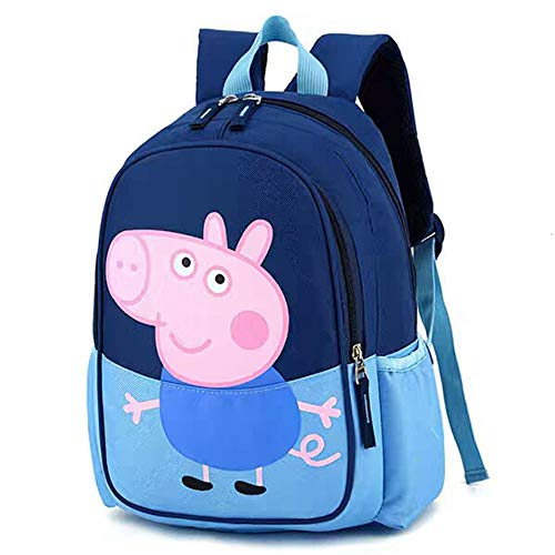 Backpack Cartoon Painting Upgrade for Kids Children's Boy Girls Kindergarten School Book Bag