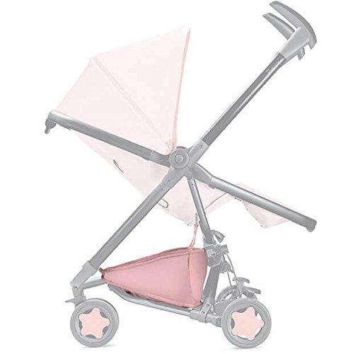 Quinny Zapp Xtra2 Einkaufskorb - Pink Pastel