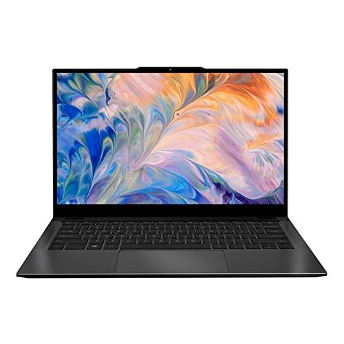 CHUWI LarkBook Ordenador Portátil 13,3 Inch FHD Touchscreen Notebook PC Windows 10, Celeron N4120 8G RAM +256G SSD Laptop Ultradelgado con Marco Estrecho,Soporte Type-C Carga Rápida PD. (8GB)
