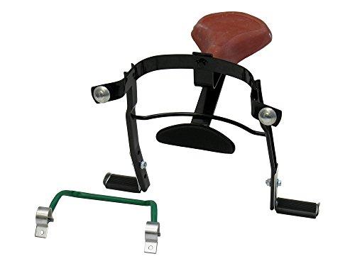 SET Kindersitz komplett - KR51 - mit Gestell, Fußrasten und Haltegriff