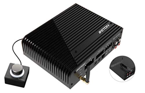 ETON MINI150.4DSP 4-Kanal Amplifier 4 x 155 Watt Digitaler Sound Prozessor DSP