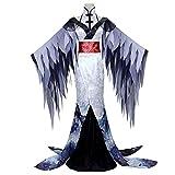 lilongjiao Identidad V: Geisha Michiko Cosplay Disfraz (Color : L)