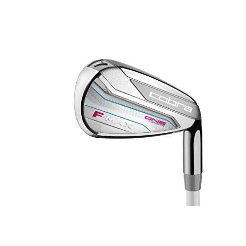 Cobra Women's 2018 F-Max One Length Golf Iron Set