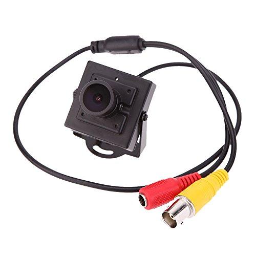 Gfhrisyty HD 700TVL 1/3 'CMOS 2.1mm lente gran angular CCTV seguridad FPV cámara NTSC