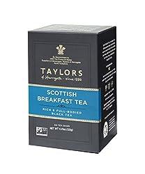 Taylors of Harrogate Scottish Breakfast, 50 Teabags (615357115446)