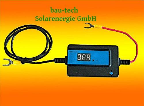 bau-tech Batteriepulser,12V, 24V, 48V, Batterie Aktivator, Desulfator- Refresher von bau-tech Solarenergie GmbH