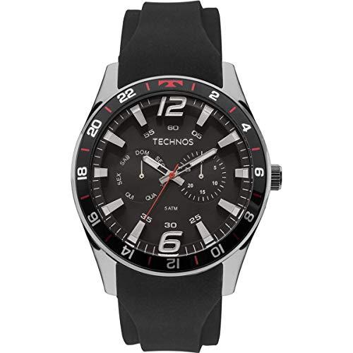 Relógio Masculino Technos Analógico Racer 6P25BN/8P