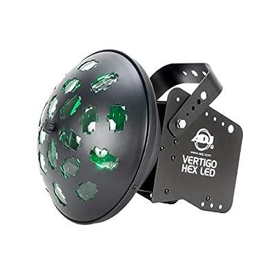 American DJ 1222300015 Vertigo Hex LED Light Effect Units