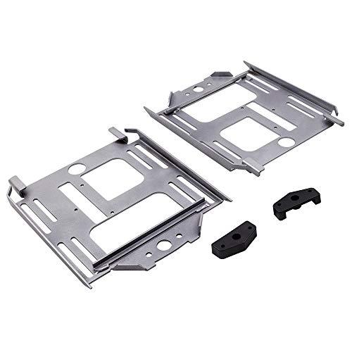 Tuningsworld Interchangable Seat Lowering Base for Polaris RZR 570/800/900 S/XP Seats to 1000 XP