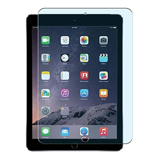 Vaxson 2 Unidades Protector de Pantalla Anti Luz Azul, compatible con 2018/2017 iPad Pro 9.7 / Air2 / Air/New iPad 9.7 AIR 2 [No Vidrio Templado Carcasa Case ] Película Protectora Film Guard