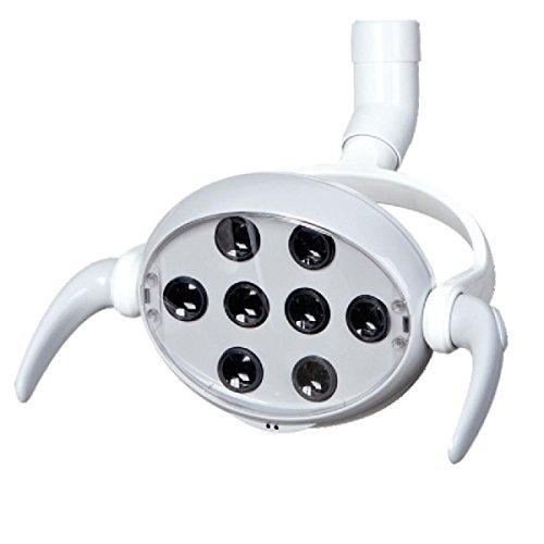 Levin dentale YUSENDENT CX249-8 Lampada scialitica odontoiatrica a LED