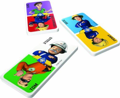 Jumbo Games 12821 - Domino Sam Il Pompiere [Importato da UK]