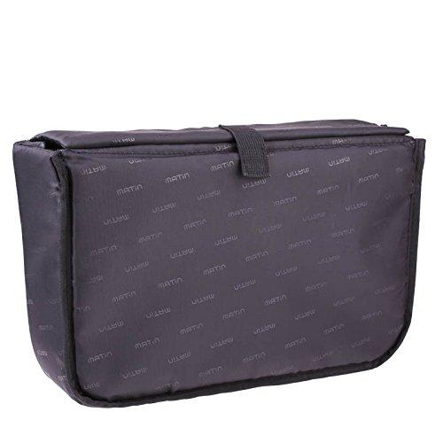 MATIn Universal-Polstereinsatz M-6471 für (Foto-) Taschen Kamerataschen