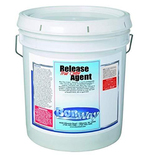BonWay 32-108 True Color Stamping Release Agent, Sandstone